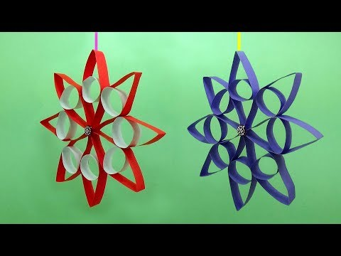 Wall Hanging Birthday Decoration Ideas At Home - DIY Handmade Party Decor Making With Paper