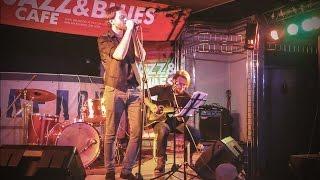 Атом Атланта - Паранойя (Акустическое выступление в Jazz&Blues Cafe 12.10.16)