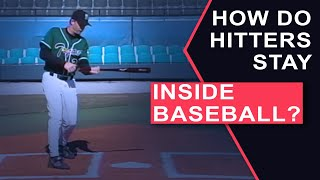 How Do Hitters Stay Inside Baseball? - By Winning Baseball & Tim Hyers