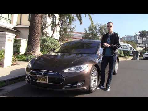 I Rented a 2013 Tesla Model S-- and It Broke!!!