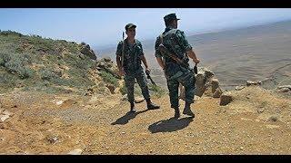 In Georgia, Azeri Border Guards Locked The Road To The Desert Monastery In Davit Gareji
