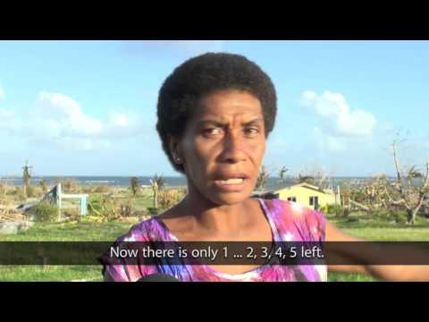 Wrath of Winston - Koro Island, Fiji 2016