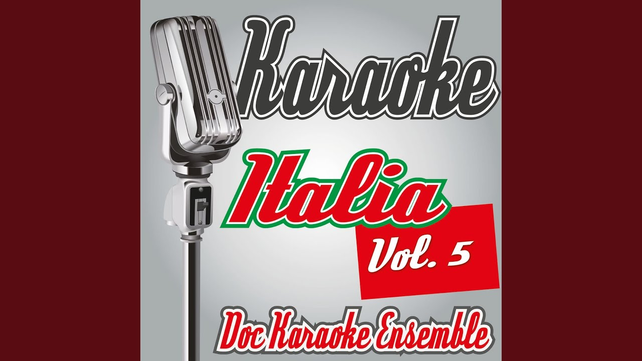Sabbia Bagnata Sabbia Bagnata Karaoke Version Originally Performed By