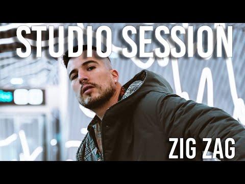Zig Zag Mastering Session @ Cuttingroom Studios
