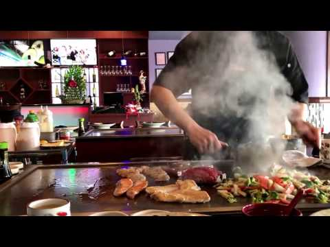 Shogun Hibachi - Best Japanese Hibachi Chef (Folsom, CA) HD