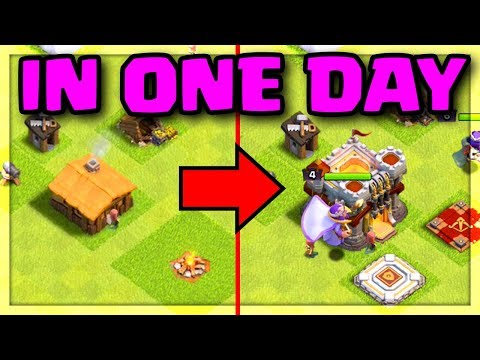 This is IMPOSSIBLE NOW in Clash of Clans! Town Hall 11 in one day