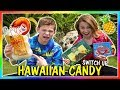 Download HAWAIIAN CANDY SWITCH UP CHALLENGE | We Are The Davises