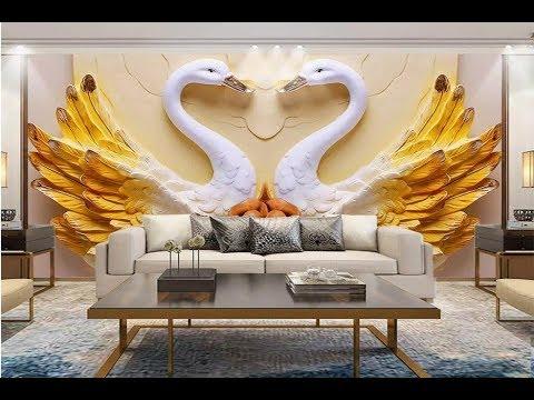 3D & 5D wallpaper for bedroom living room & Kids room