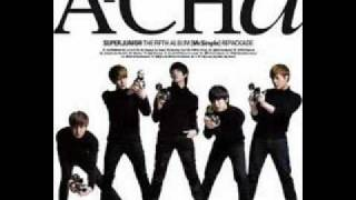 Super Junior - A-CHa (Female Version)