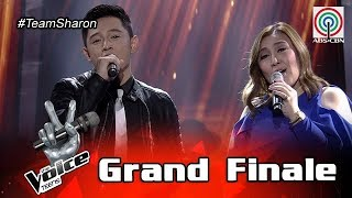 The Voice Teens Philippines Grand Finale: Coach Sharon & Jeremy - I'll Never Love This Way Again Video