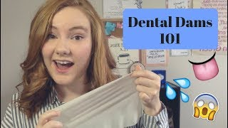 Gambar cover How to: Oral Sex on a Vulva + Dental Dam DIYs!   What's My Body Doing