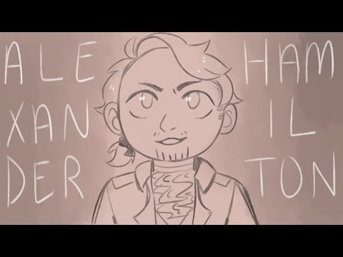 Alexander Hamilton Animatic