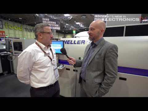 Heller Industries - IPC Connected Factory Exchange (CFX) Live Line at WNIE Live 2018