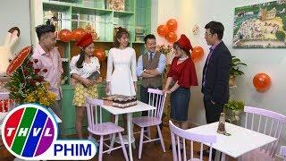image THVL | Bí mật quý ông - Tập 232[4]: Mọi người đến chúc mừng Ly khai trương tiệm bánh