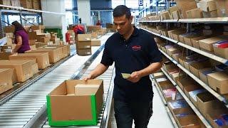 eCom Logistik - Blick hinter die Kulissen beim Logistikdienstleister