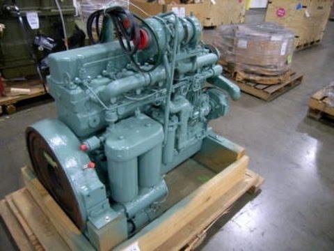 allis chalmers mdl 3500 diesel engine on govliquidation com youtube rh youtube com Allis Chalmers D21 Craigslist Allis Chalmers WD45 Gas Engine