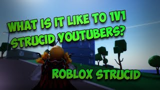 Why Do People Constantly Keep Calling Youtubers Trash? ROBLOX Strucid.