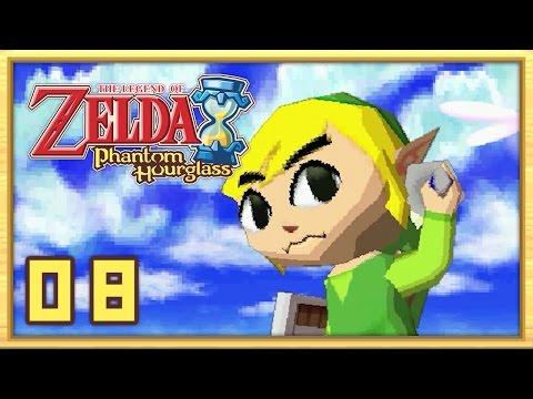 Zelda : Phantom Hourglass | Episode 8 - LE TEMPLE DU VENT