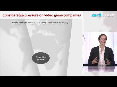 The global video game industry: the market [Kathryn McFarland]