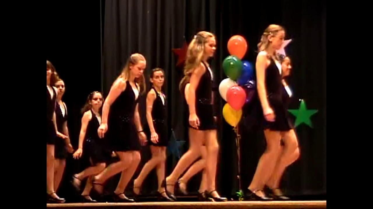 Langlois-Racine Dance Recital  6-6-07