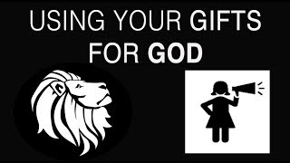 Let God Use Your Gifts (AoC Network Narrator Interview)