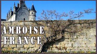 Walking. Royal Castle of Amboise #France | Walking Nice(Walking video. Travel. Royal Castle of Amboise #France Renaissance, Gothic Photos Vera Seregina #Франция #Амбуаз Королевский замок Генриха II и ..., 2016-06-09T21:16:23.000Z)