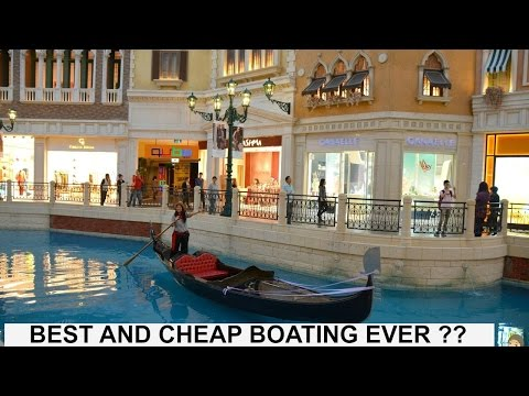 First Boating Experience Inside A Mall | Shopping | Grand Venice Mall | Noida