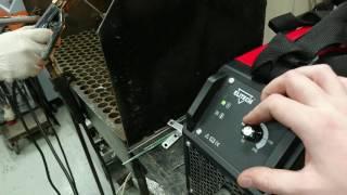 сварочный аппарат Elitech AIS 250N обзор