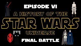 Star Wars History: Episode VI - Final Battle (Rise of Skywalker Recap)