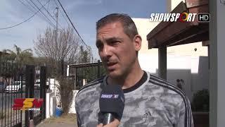 BARRIO PARQUE   NOTA FERNANDO AGUILAR