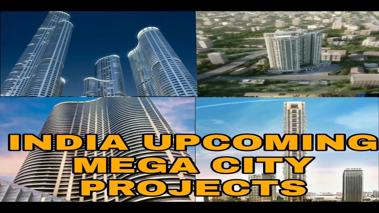 India Top Upcoming Mega City Project 2020 In Mumbai Space Rhasya 1