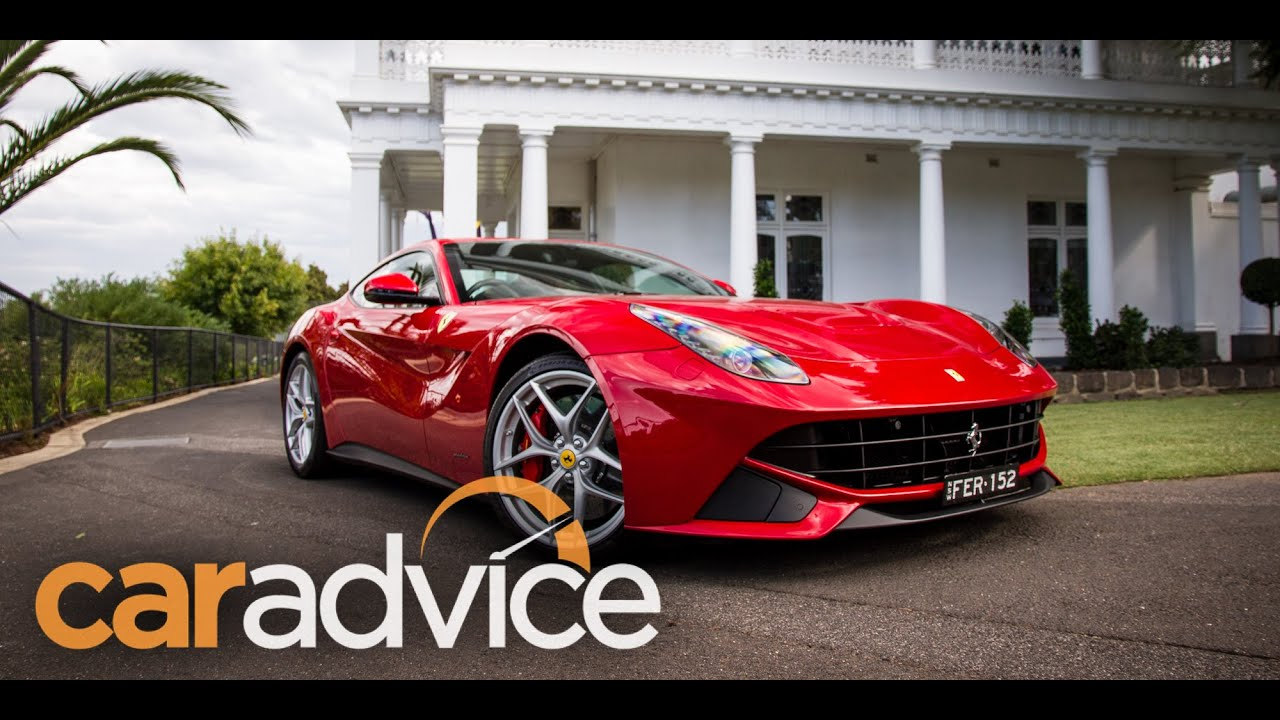 2016 ferrari f12 berlinetta review - youtube