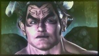 Endings / Концовки Tekken 6