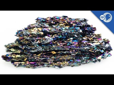 Carborundum: Where did it come from? | Stuff of Genius