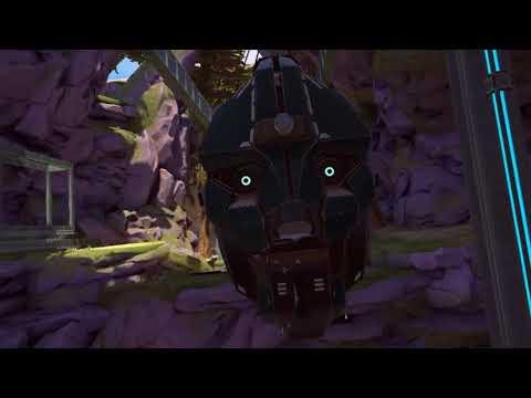 Apex Construct Announcement Trailer (Fast Travel Games) - PSVR