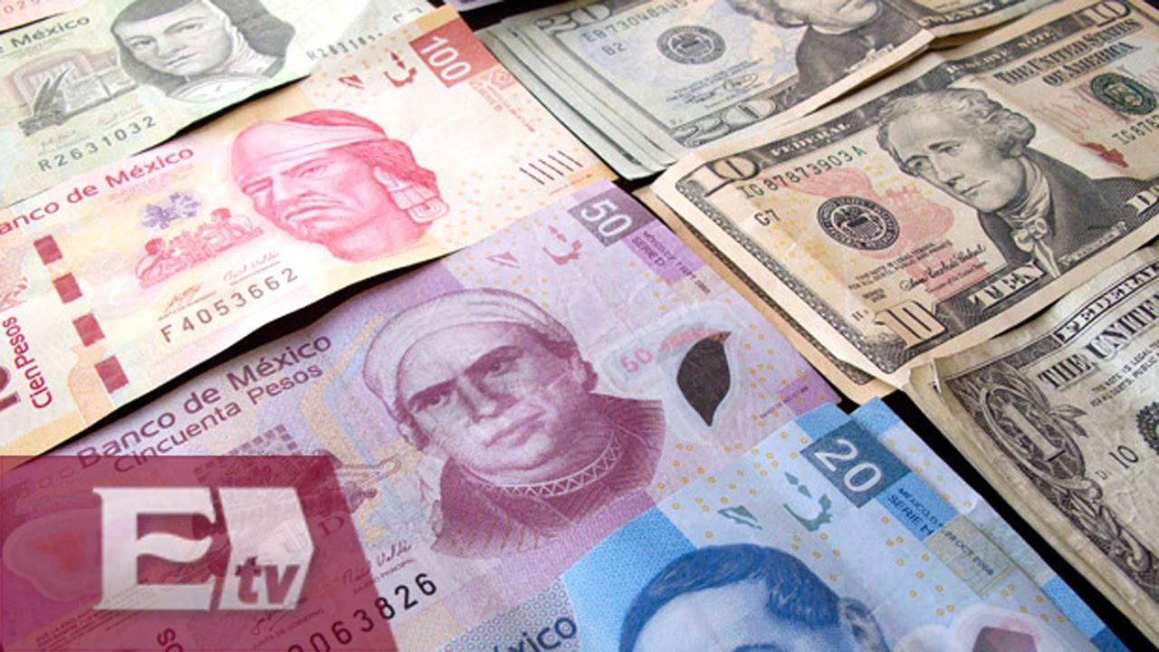 El Peso Mexicano Respira Fe Al Dólar Y Alcanza Máximo De 15 20 Paul Lara You