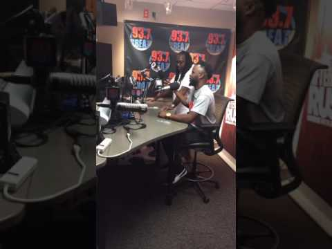 Lace Music interview with Memphis 10 at 93.7 The Beat in Houston