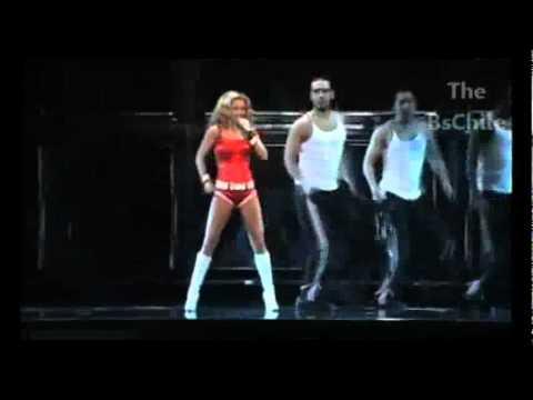 Spice Girls - It's Raining Men Live (Geri's solo performance) TROTSGWT07/08 OFFICIAL DVD