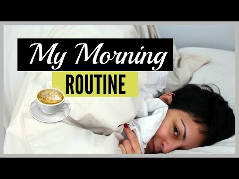 My Morning Routine | Black Jo White