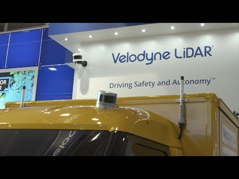 Velodyne at IAA 2018