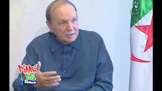 الرئيس بوتفليقة يستقبل نائب وزير الدفاع رئيس اركان الجيش الوطني الشعبي
