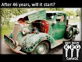1937 Chevy Truck – Will It Start After 46 Years?
