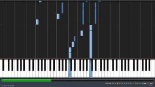 Synthesia Xenosaga Der Wille zur Macht - Spirit (Kokoro) (Ending Theme)