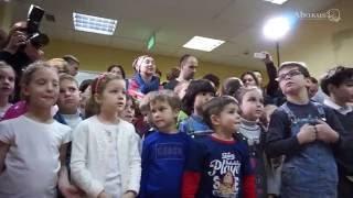 Олимпиада Юных гениев в Москве(Более 50 юных гениев (от 4 до 6 лет) 16 апреля в г. Москва приняли участие в