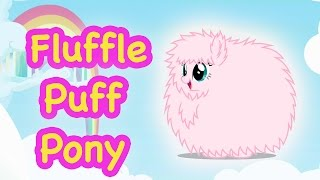 custom fluffle puff pony my little pony tutorial diy mlp