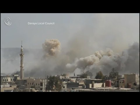 Syria Cease-Fire Brokered by the United States and Russia