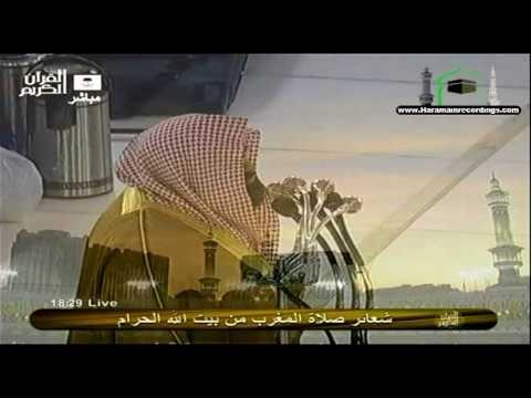 Download Sheikh Sudais Makkah Maghrib 17th February 2011 (HQ)