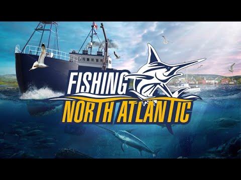 FISHING NORTH ATLANTIC gameplay part 1  
