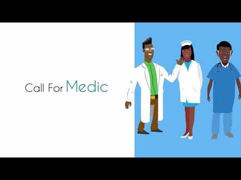 "Call For Medic ""Nigeria"""