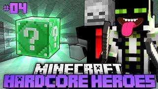 ZUSAMMEN sind wir STÄRKER?! - Minecraft Hardcore Heroes 2 - #04 [Deutsch/HD]